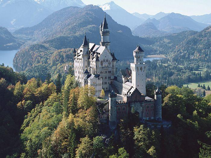 عکس هایی از مکان های دیدنی و توریستی آلمان