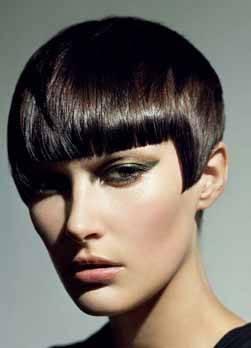 مدل کوتاهی مو در رنگ های متنوع