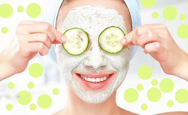 مصرف خیار و فواید آن در زیبایی پوست