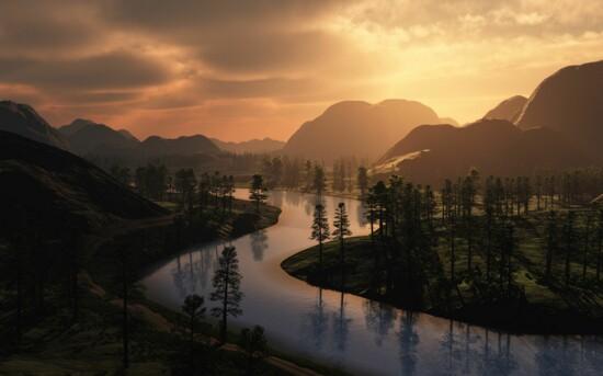 عکسهای رویایی از طبیعت و کوهستان