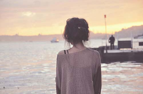 عکس های احساسی دختران تنها