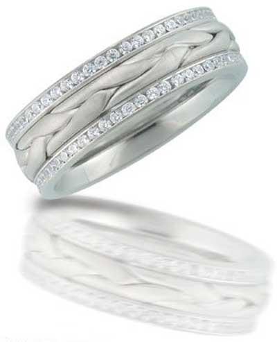 مدل های بسیار زیبای حلقه های برلیان اتمی