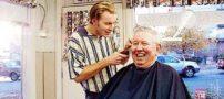 داستانک آرایشگر و اداي نذری