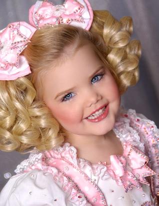 عکس های ملکه زیبایی کودکان دختر