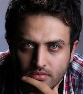 عکس های بازیگران مرد چشم رنگی ایران