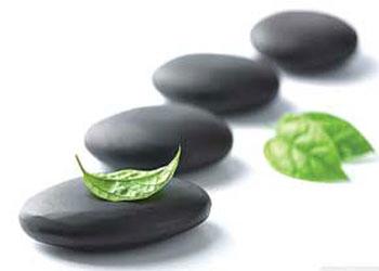 چاکرا درمانی با استفاده از سنگ ها