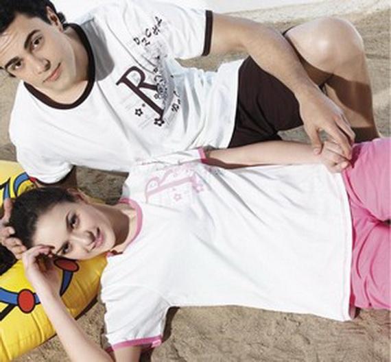 جدیدترین مدل های لباس خواب زنانه و مردانه