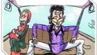 برخی آقایان در ایران ( کاریکاتور طنز)