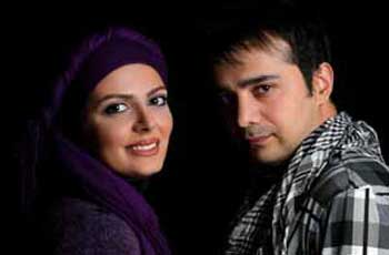 عکس های جدید سپند امیر سلیمانی با همسرش
