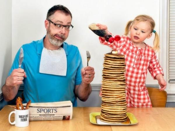 دعواي پدر و دختر (طنز باحال)