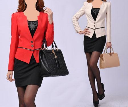 مدل کت و دامن و شلوار زنانه