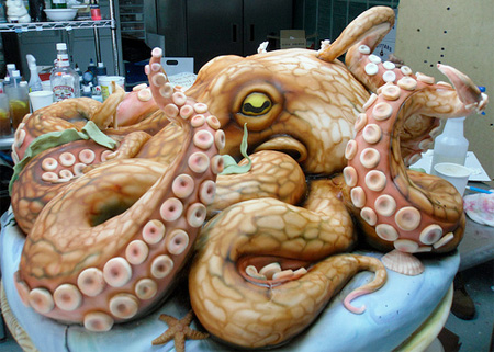 عکس هایی از دیدنی ترین کیک های تولد