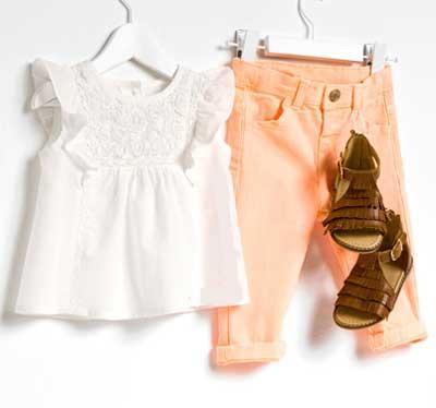 مدل های جدید لباس بچه گانه