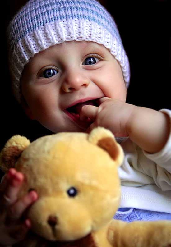 عکس های جالب نوزادان پسر