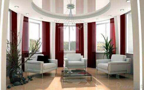 مدل دکوراسیون داخلی منزل بسیار شیک (2)