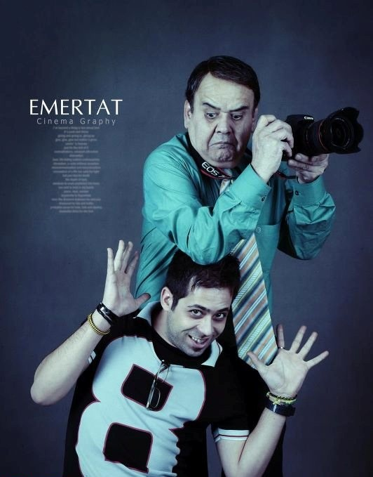 عکس های اکبر عبدی