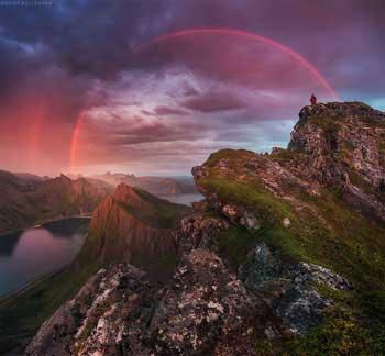 زیبایی های طبیعت کشور نروژ