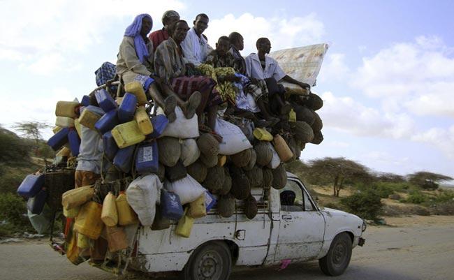 عکس های طنز از حمل و نقل های عجیب