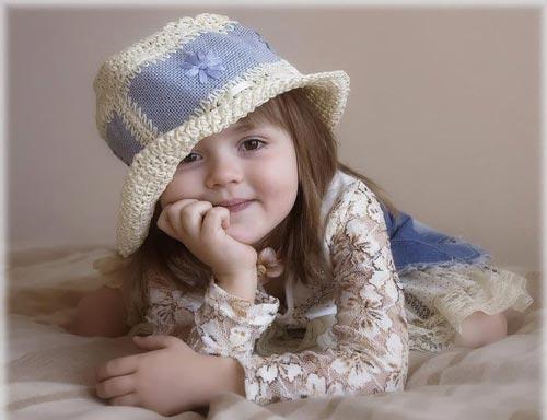 عکس های دخترهای ناز و کوچولو