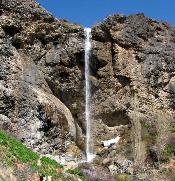 عکس هایی از دیدنی ترین آبشارهای ایران