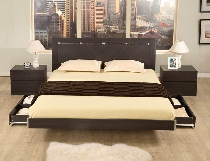 انواع مختلف تخت خواب