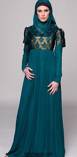 مدل لباس زنانه جدید با حجاب