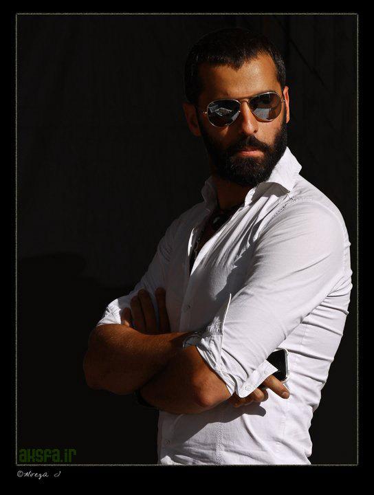 عکسهای جدید علی رام نورایی