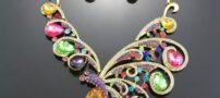 جدید ترین ست جواهرات عروس