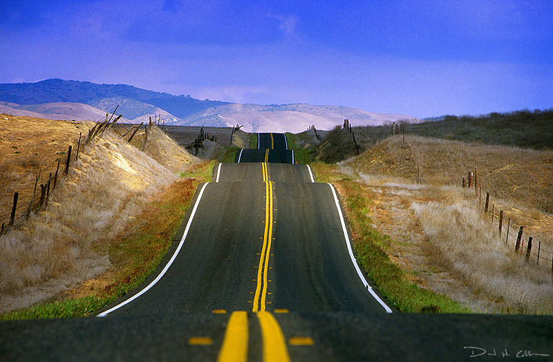 عکس از زیباترین و رویایی ترین جاده های دنیا