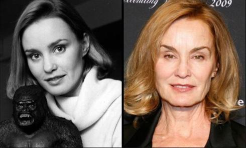 تصاویر تغییر چهره بازیگران هالیوود در گذر زمان