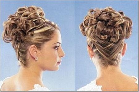 مدل های جدید و زیبای موی عروس