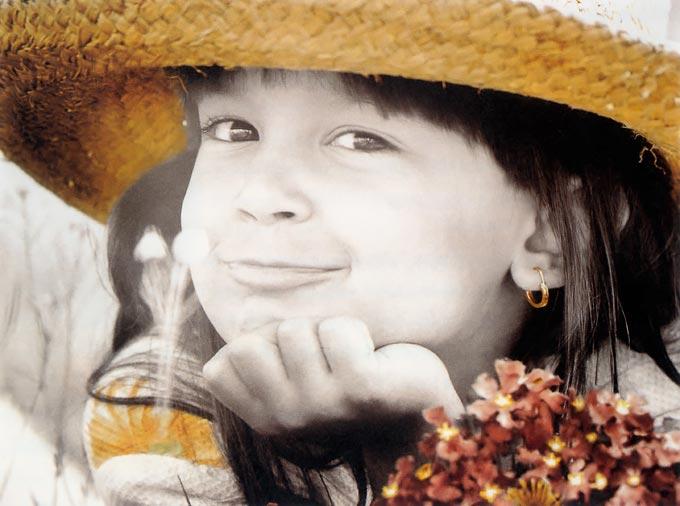 عکس هایی زیبا از دنیای پر احساس کودکان