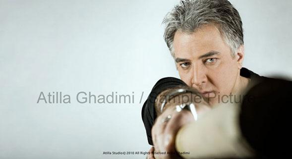 عکس های جدید ایرج نوذری