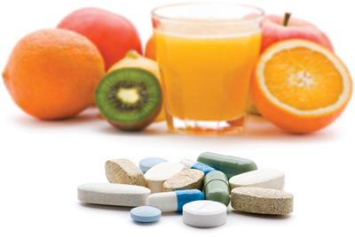 ویتامین ها را کی مصرف کنیم