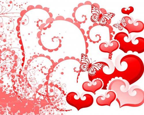 عکس از قلب های زیبا و عاشقانه