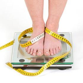 مراحل افزایش وزن و چاق شدن