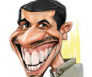 کاریکاتور هنرمندان و افراد مشهور ایرانی