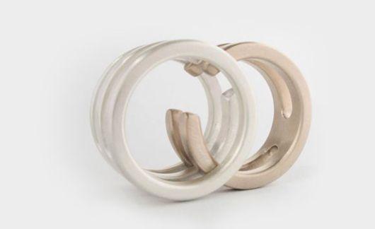 عکس هایی از حلقه های عجیب و غریب