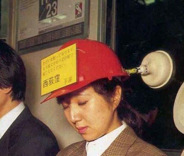 عکس های خنده دار در کشور ژاپن