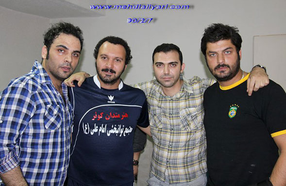 عکس های جدید احسان علیخانی