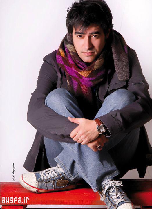 عکس های متفاوت از شهاب حسینی