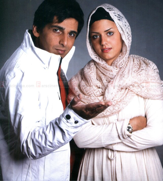 عکس های حمید گودرزی با همسرش