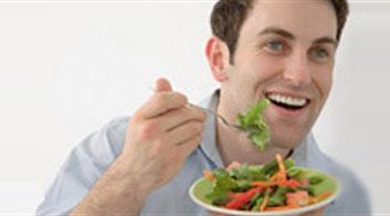 رژیم غذایی سالم مردانه چه ویژگی دارد؟