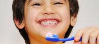 کاهش پوسیدگی دندان در کودکان