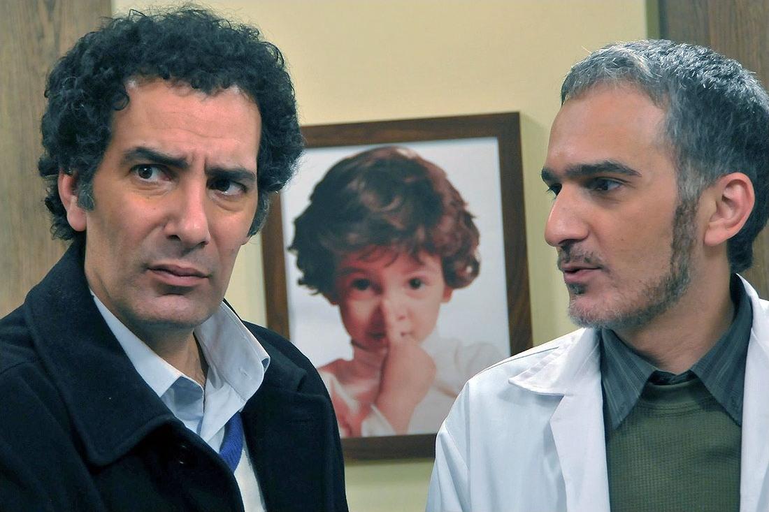 عکس های سریال طنز ساختمان پزشکان