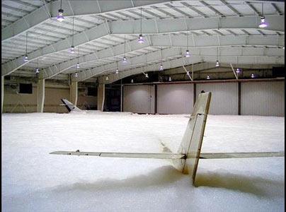 عکس هایی از شستن هواپیماهای غولپیکر
