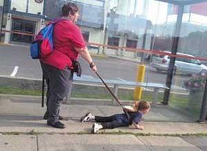 با حال ترین پدر و مادرهای دنیا ( عکس طنز )