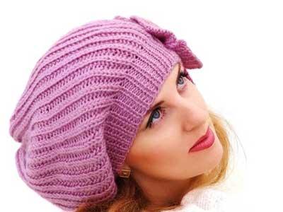مدل های کلاه بافتنی سری جدید