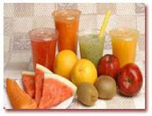 آب میوه طبیعی بهترین لاغر کننده