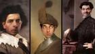 تصاویر مستر بین در نقاشی کلاسیک